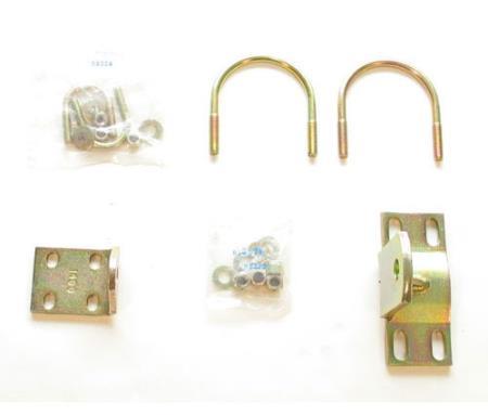 Pro Comp Suspension|Pro Comp USA Single Steering Stabilizer